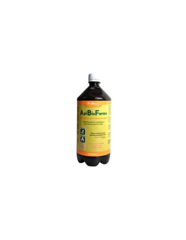 ApiBioFarma 1 Litr  preparat z ziołami dla pszczół